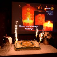 Buon Compleanno Rotary 2015
